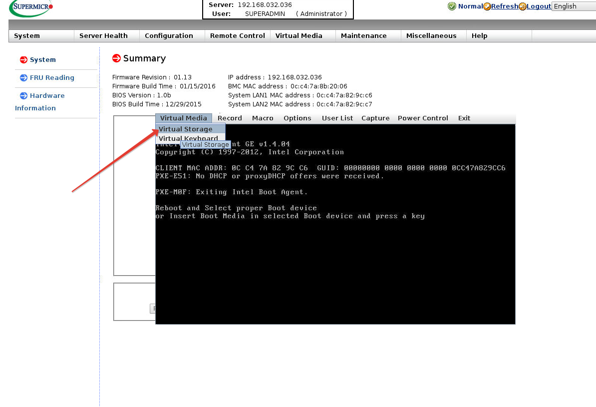 No dhcp or proxydhcp offers were received | PXE E51 No DHCP or proxy